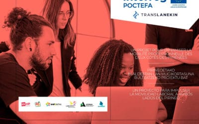 Jornada de lanzamiento del proyecto en Irún