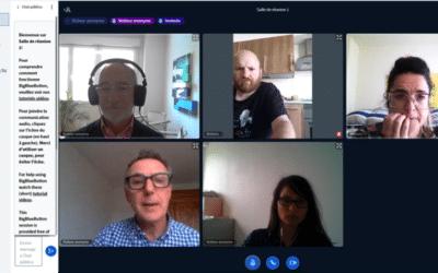 Reunión del Equipo del Proyecto 18 de junio