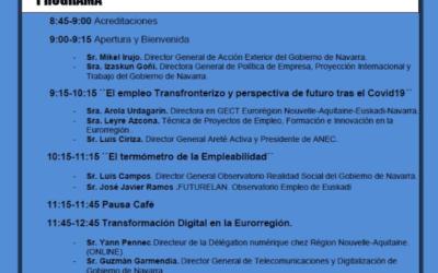 Encuentro de Empleo Transfronterizo 2020